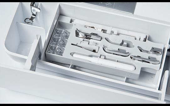 Innov-is NV1100 компьютеризованная швейная машина  3
