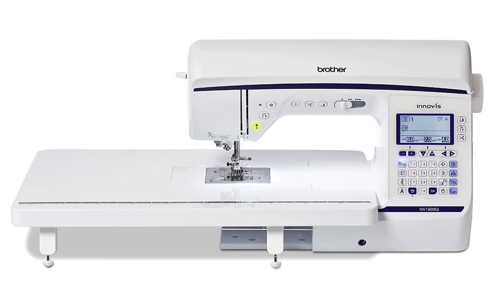 Компьютеризованная швейная машина Innov-is NV1800Q для квилтинга