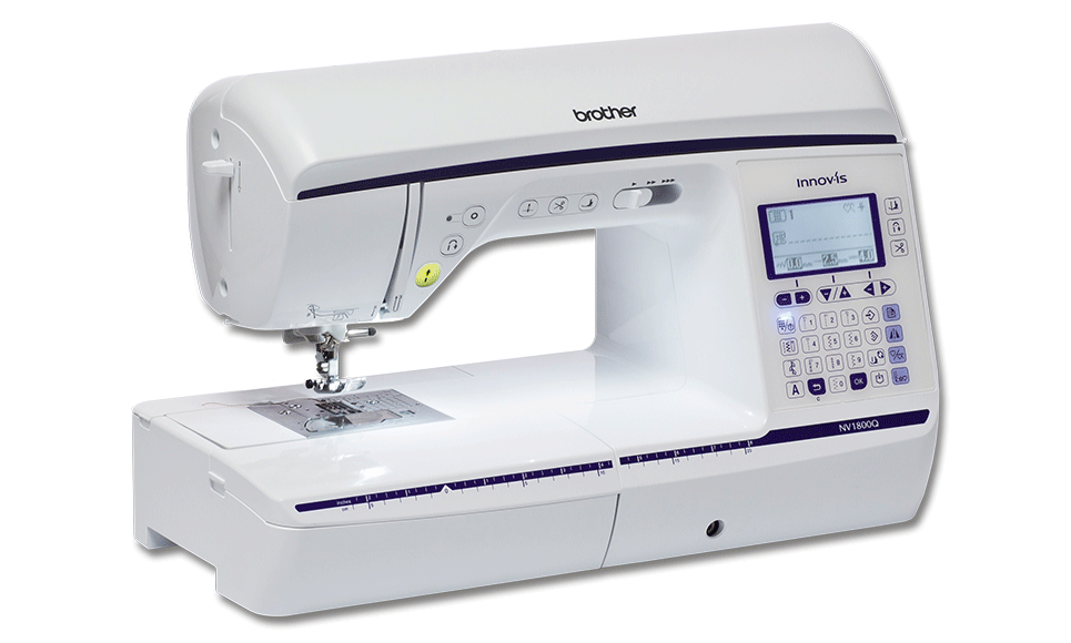 Innov-is NV1800Q Nähmaschine 2