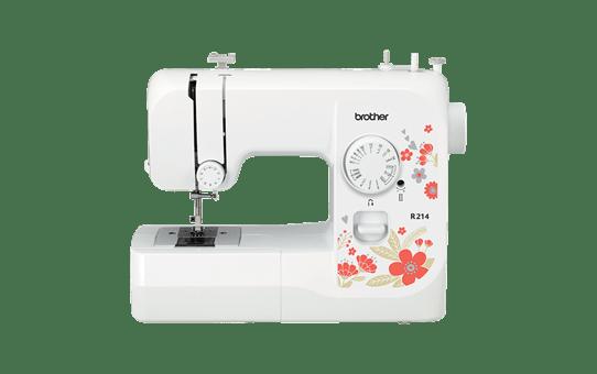 R214 электромеханическая швейная машина