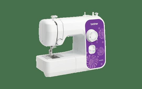 RS200S электромеханическая швейная машина  5
