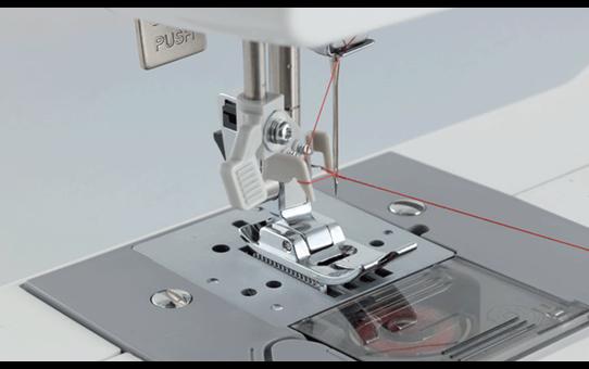 RS40s электромеханическая швейная машина  4