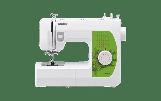 RS40s электромеханическая швейная машина