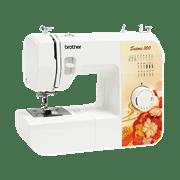 Электромеханическая швейная машина Satori 100 вид спереди