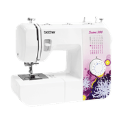 Электромеханическая швейная машина Satori 300 вид спереди