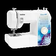Электромеханическая швейная машина Satori 400 вид спереди