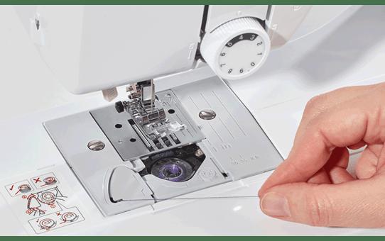 ST55E компьютеризованная швейная машина  6