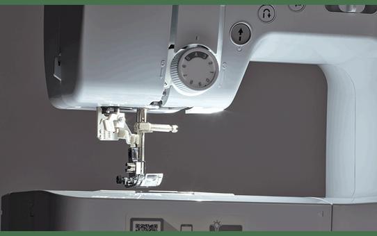 ST55E компьютеризованная швейная машина  9