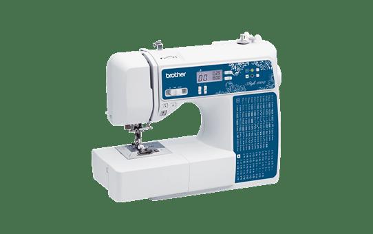 Style 100Q компьютеризованная швейная машина  8