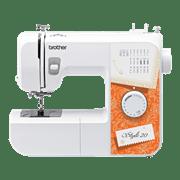 Электромеханическая швейная машина Style 20 вид спереди