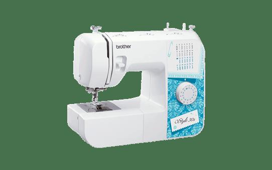 Style 30s электромеханическая швейная машина  6