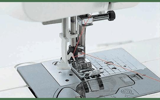 Style-40e компьютеризованная швейная машина  5
