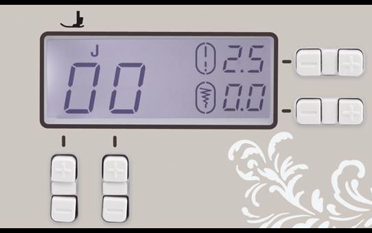 Style 80e компьютеризованная швейная машина  7
