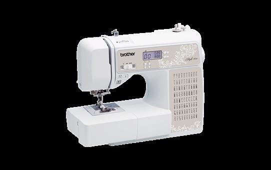 Style 80e компьютеризованная швейная машина  8