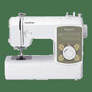 Электромеханическая швейная машина Vitrage M75 вид спереди