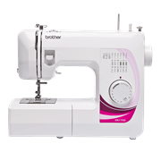 Brother XN1700 mechanische naaimachine voor beginners vooraanzicht