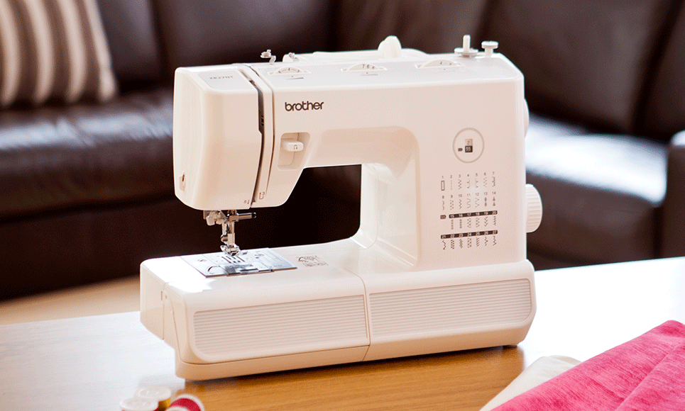 XR27NT sewing machine 4