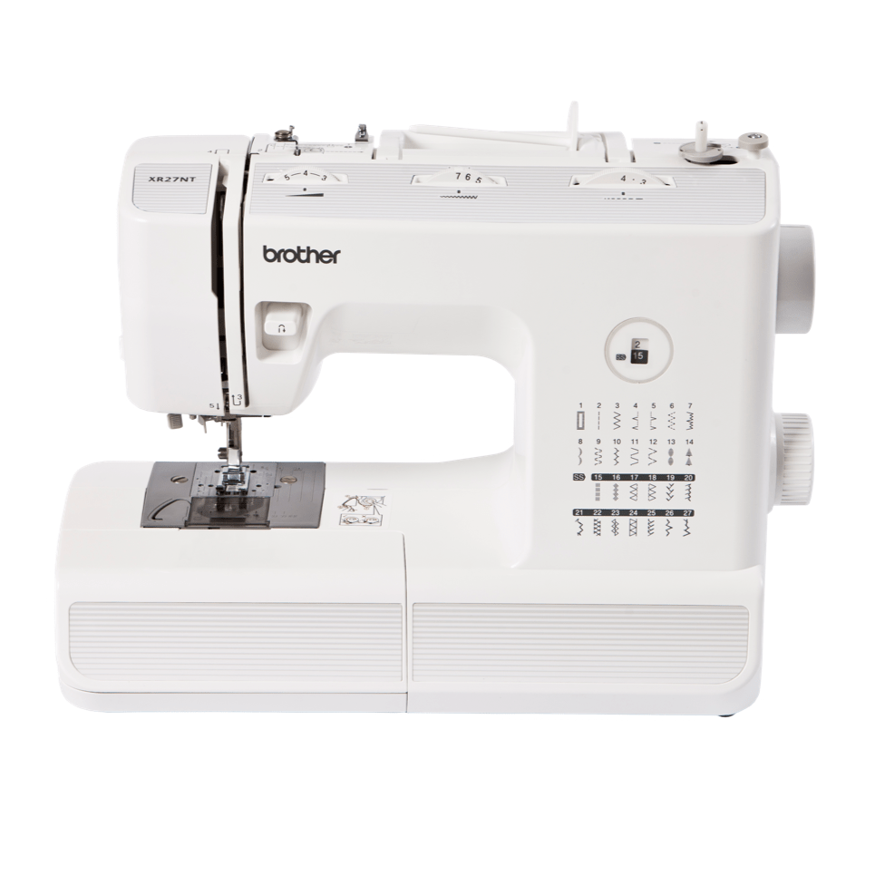 XR27NT sewing machine 5