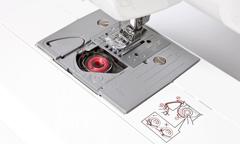 XR27NT sewing machine 7