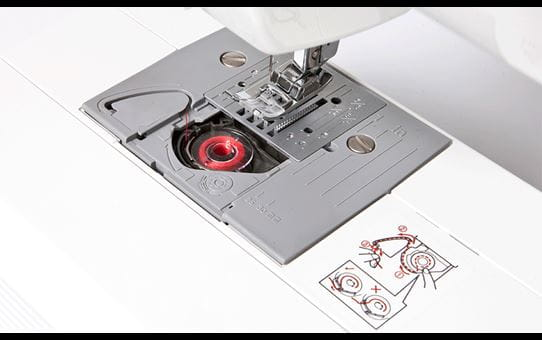 XR37NT sewing machine 8
