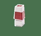 Montura de sellos roja - PR1212R6P