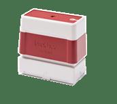 Montura de sellos roja - PR2260R6P