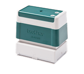 Montura de sellos verde - PR3458G6P