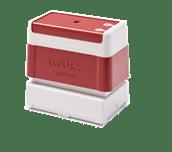 Montura de sellos roja - PR3458R6P