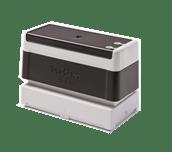 Montura de sellos negra - PR40906Bp