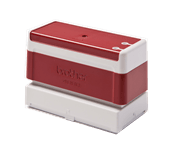 Montura de sellos roja - PR4090R6P