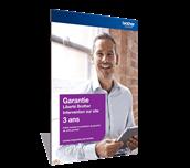Extension Garantie Plus Liberté Brother - Intervention sur site - 3  ans - GLIB3ISC