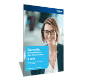 Extension Garantie Plus Sérénité Brother - Aller-Retour Atelier - 3 ans - GSER3ARB