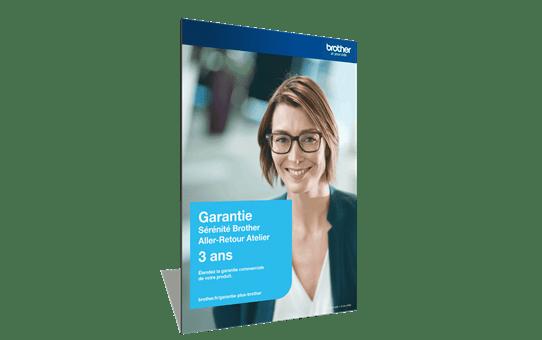 Extension Garantie Plus Sérénité Brother - Aller-Retour Atelier - 3 ans - GSER3ARC