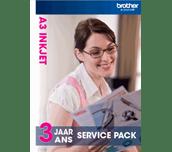 ZWP0360B1 Omnium Service Pack 3 jaar On Site - A3 Inkjet