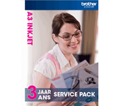 Omnium Service Pack Inkjet all-in-one A3 3 Ans