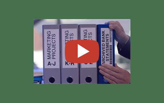 QL-600R Postage and Address Label Printer 8