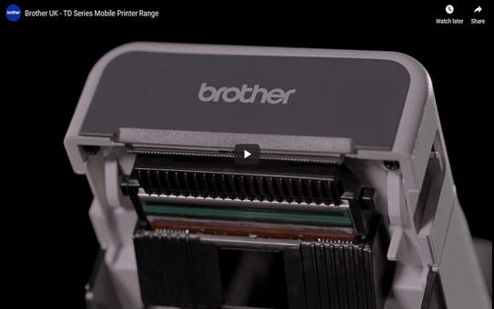 TD-2020 Industrial Label Printer 4