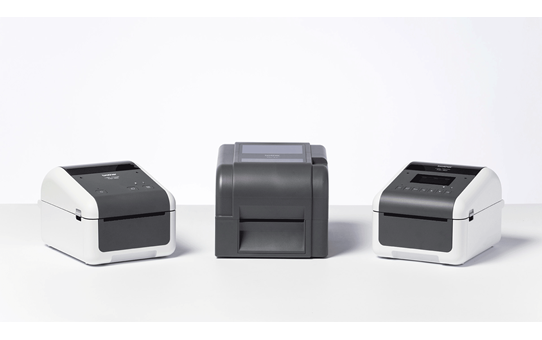 TD-2120N Thermodirekt-Etikettendrucker 2-Zoll 3