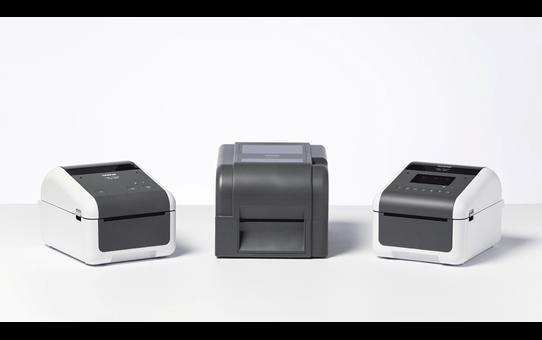 TD-4410D Imprimante d'étiquettes de bureau professionnelle 8