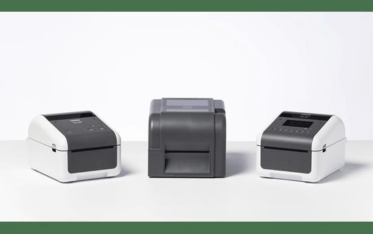 TD-4420DN Imprimante d'étiquettes à thermique direct 4 pouces 8