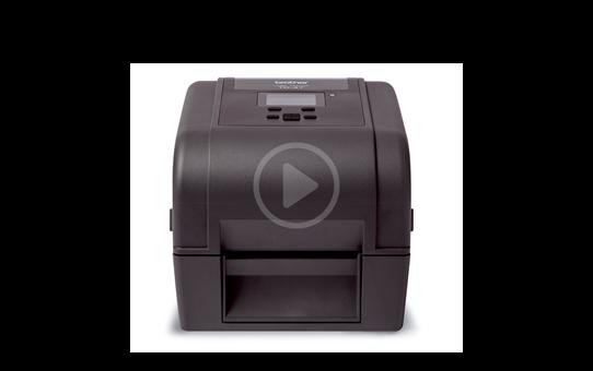TD-4650TNWB - labelprinter 6