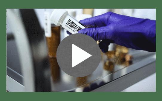 TD-4650TNWBR imprimante d'étiquettes professionnelle 4 pouces - transfert thermique + WiFi + LAN + Bluetooth + RFID 6