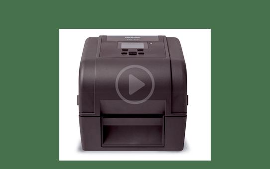 TD-4650TNWBR - Desktop Label Printer 6