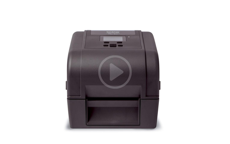 TD-4750TNWBR - Etikettitulostin RFID-tunnisteiden tulostamiseen. 6