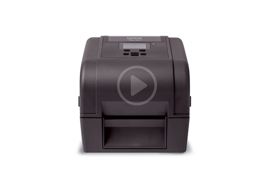 TD-4750TNWBR - Desktop Label Printer 6