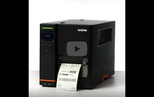 Brother TJ-4420TN Industrie-Etikettendrucker 6