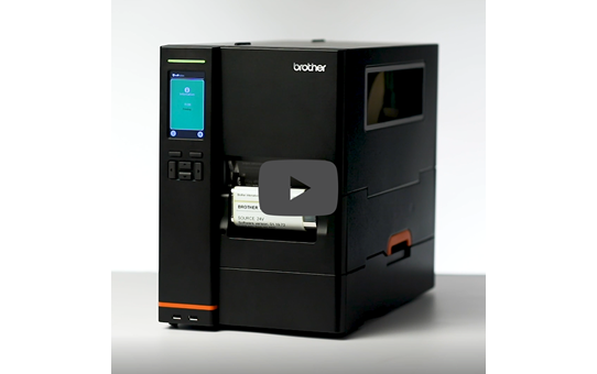 Brother TJ-4522TN Industrie-Etikettendrucker 6