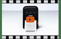 RJ-2035B petite imprimante portable thermique 2 pouces + Bluetooth + NFC + compatibilité iOS 6