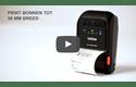 RJ-2055WB Mobiele bonnenprinter 7