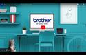 Brother PTD600VP merkemaskin 7